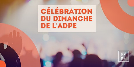 Célébration du dimanche tickets