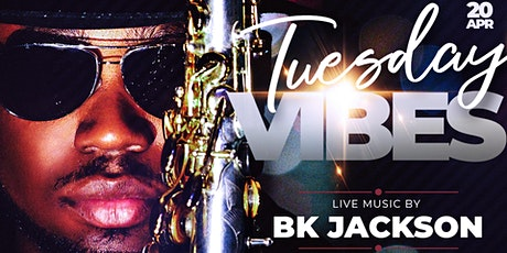 Tuesday Vibes: Live Music with BK Jackson tickets