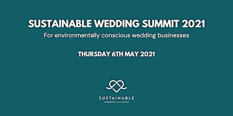 Sustainable Wedding Summit 2021 tickets