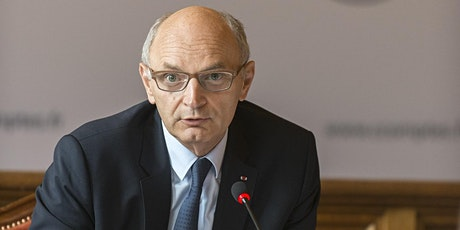 """Mardis de l'AMGP - Rencontre avec Didier Migaud : """" La LOLF, 20 ans après """" billets"""