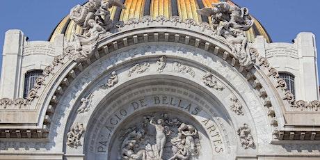 Recorrido virtual: Palacio de Bellas Artes entradas
