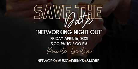 Networking Night Out tickets