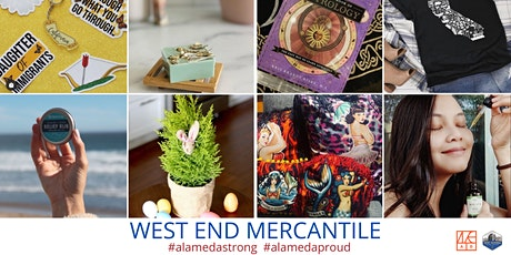 West End Mercantile - Outdoor Retail Market tickets
