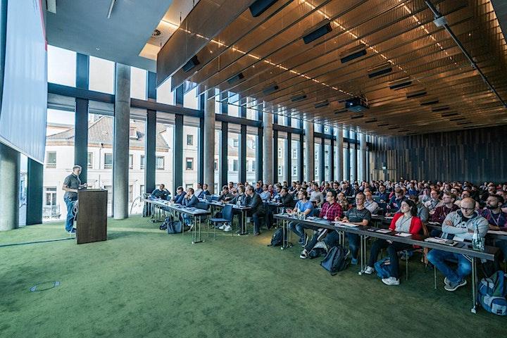 WDC - Web Developer Conference '21: Bild