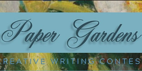 2021 Paper Gardens Book Release Celebration (zoom) tickets