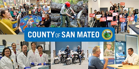 County of San Mateo - Human Services Agency Recruitment Information Session tickets