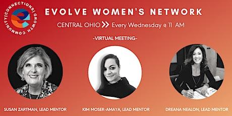 Evolve Women's Network: Columbus (Virtual) tickets