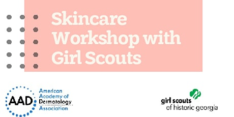 Skincare workshop with Girl Scouts tickets