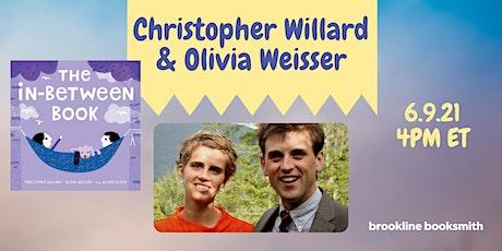 Christopher Willard & Olivia Weisser: The In-Between Book tickets