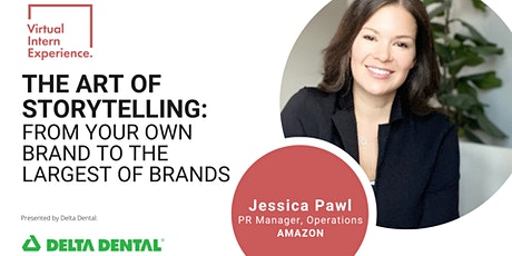 THE ART OF STORYTELLING: FROM YOUR OWN BRAND TO THE LARGEST OF BRANDS tickets