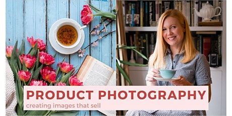 Product Photography: Creating Images That Sell tickets