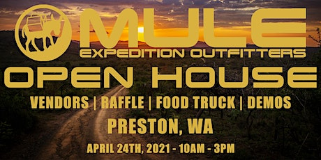 Mule Expedition Outfitters Open House tickets
