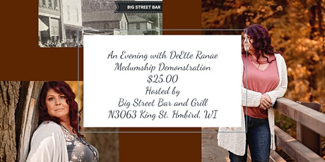 Evening with DeEtte Ranae, Mediumship Demonstration tickets