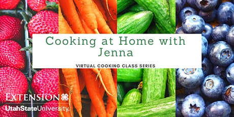 Cooking at Home with Jenna: Dinner tickets