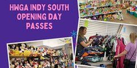 HWGA Indy South Kid's Consignment Sale Opening Day tickets
