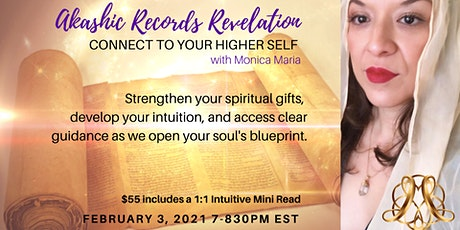 Intuitive Healing Workshop: Akashic Records Revelation tickets