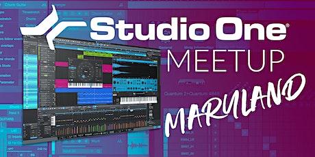 Studio One E-Meetup - Maryland tickets