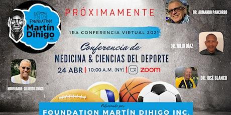 Conferencia de Medicina & Ciencias del Deporte boletos