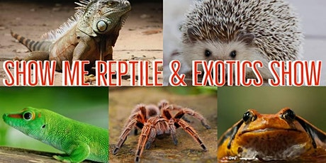 Show Me Reptile & Exotics Show (Fort Mill, SC) tickets