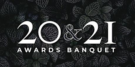 Awards Banquet tickets