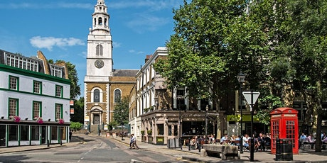 NETWALKING CLERKENWELL: Property networking in aid of LandAid tickets