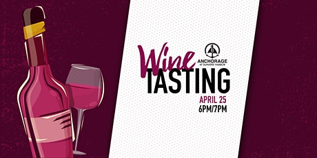 Wine Tasting at The Anchorage tickets