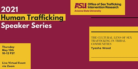2021 Human Trafficking Speaker Series tickets