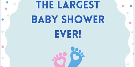 The Largest Baby Shower EVER (Vendor Information) tickets