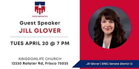 Texas Legislative Update with SREC Jill Glover tickets