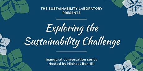 Exploring the Sustainability Challenge tickets