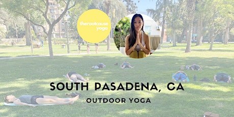 Outdoor Community Park Yoga guided by Kathy Chu (Move and Meditate) tickets