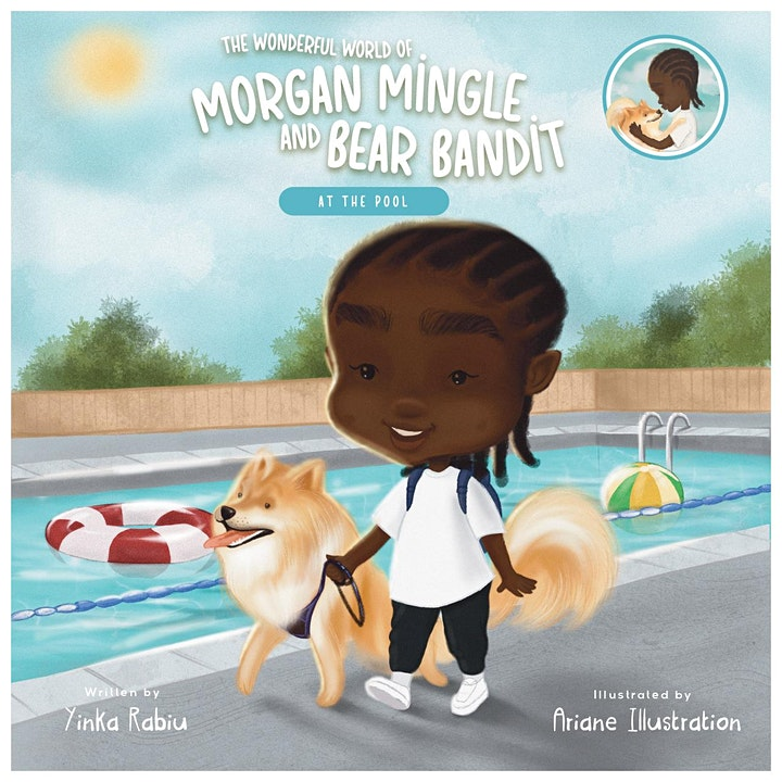 The Wonderful World of Morgan Mingle & Bear Bandit Book Launch image