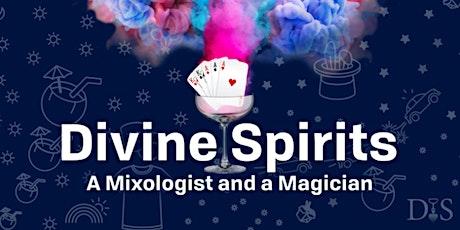 Divine Spirits: Love, Magic & the Sour Cocktail tickets
