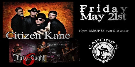 Citizen Kane and Thirty Ought 6 tickets
