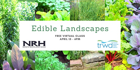Edible Landscapes tickets