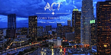 Official Launch of A Cord Threefold, LLC Consulting Firm tickets