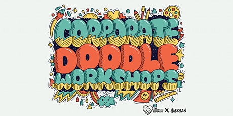 Corporate Doodle Webinar boletos