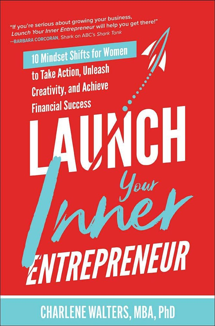 Launch your Inner Entrepreneur with Charlene Walters image