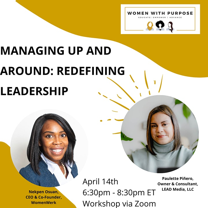 Managing Up and Around: Redefining Leadership image