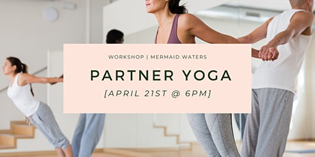 Partner Yoga at Aleenta tickets