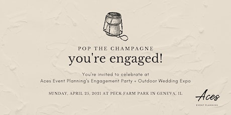 Aces Event Planning Engagement Party + Outdoor Wedding Expo tickets