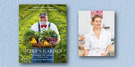 In Conversation: Farmer Lee Jones (The Chef's Garden) & Jeni Britton Bauer! tickets