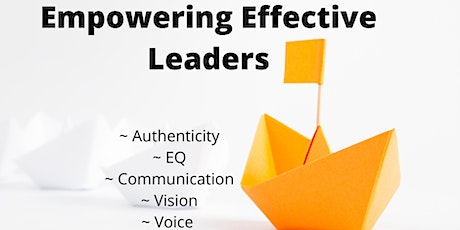 Empowering Effective Leadership tickets