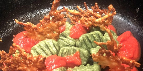 Make GLUTEN-FREE Spinach Gnocchi with Tomato Compote! tickets