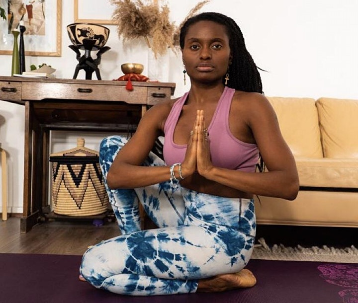 Kemetic Yoga with Akosua Aset image