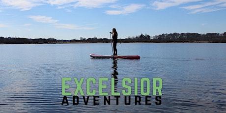 Girls Go Wild x Excelsior Adventure  - SUP event (Weekend) 2 tickets