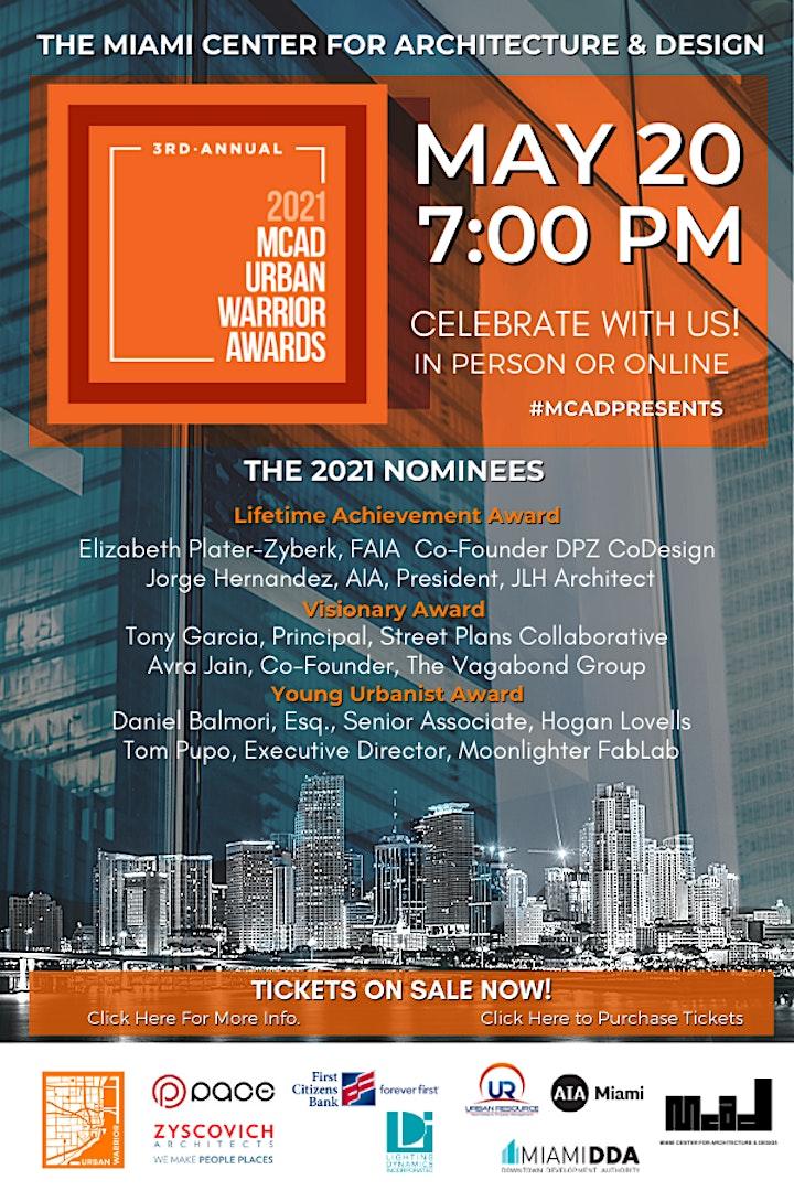 The Urban Warrior Awards Celebration image