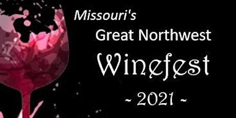 Missouri's Great Northwest Winefest tickets