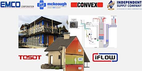 HVAC Systems for Major Home Renovations & Deep Energy Retrofits tickets