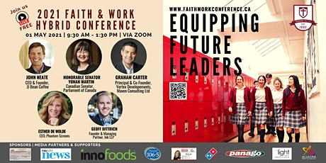 FAITH and WORK HYBRID CONFERENCE 2021 tickets
